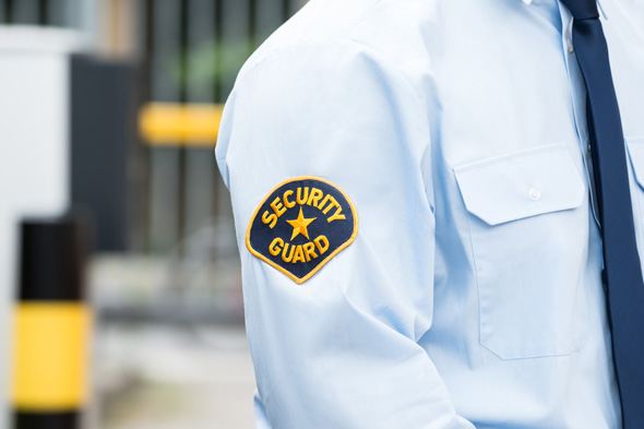 ระบบความปลอดภัย คลังสินค้า รักษาความปลอดภัย